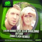 Calvin Harris feat. Ellie Goulding - Outside (Dima Flash Remix) [2015]