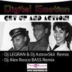 Digital Emotion - Get Up & Action! (Dj Alex Rosco; Dj Legran & Dj AstrovSkii Remix) [2015]