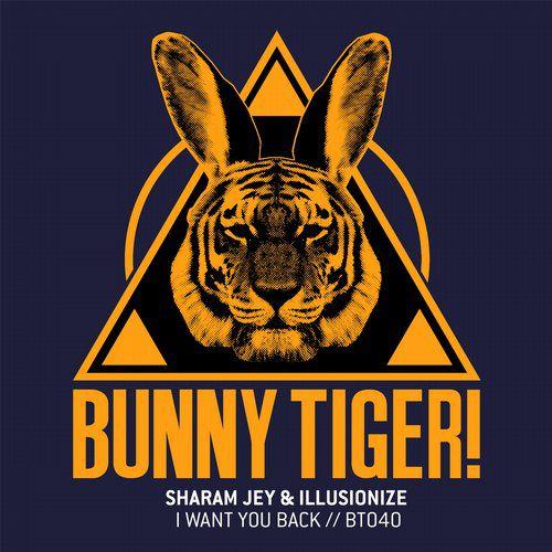 Sharam Jey & Illusionize - I Want You Back (Original Mix)