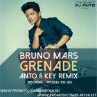 Bruno Mars - Grenade (Anto & Key Remix) [2015]
