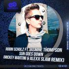 Robin Schulz ft. Jasmine Thompson - Sun Goes Down (Mickey Martini & Alexx Slam Remix) [2015]