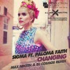 Sigma feat. Paloma Faith - Changing (Max Nikitin & Dj Cosmos Remix) [2015]