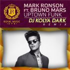 Mark Ronson feat. Bruno Mars � Uptown Funk (Dj Kolya Dark Remix) [2015]