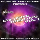 Dj Velial & Dj Digo Exclusive Mash-Up's [2015]