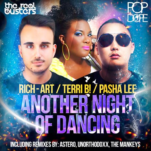 DJ Rich-Art & Pasha Lee feat. Terri B! - Another Night Of Dancing (Reel Wave 'Spring' Remix) [2015]