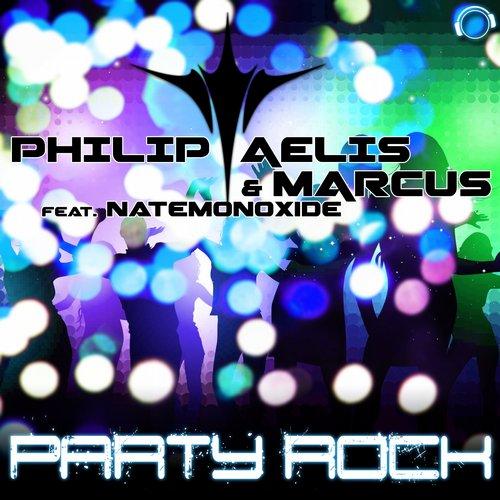 Philip Aelis & Marcus feat. Nate Monoxide - Party Rock (Alexdoparis Remix) [2015]