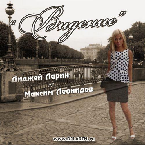 Максим  Леонидов - Видение (Dj Larin Remix) [2015]