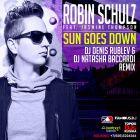 Robin Schulz feat. Jasmine Thompson - Sun Goes Down (Dj Denis Rublev & Dj Natasha Baccardi Remix) [2015]