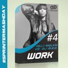 Kelly Rowland vs. DJ M.E.G. - Work (DJ Alex Sprinter Mashup) [2015]