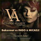 Bakermat vs Ingo & Micaele - Teach Me (DJ Vadim Adamov Mash Up) [2015]