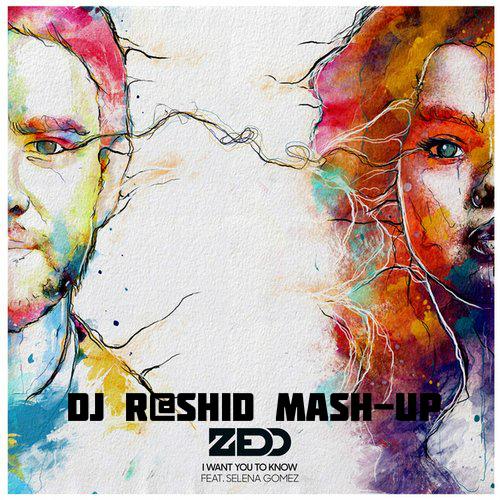 Selena Gomez feat. Zedd vs. Dj Zhukovsky - I Want You To Know (Dj R@shiD Mash-up) [2015]