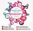 DJ Yerbol Fresh - Movin Mashup's Vol.2 [2015]