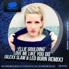 Ellie Goulding - Love Me Like You Do (Alexx Slam & Leo Burn Remix) [2015]
