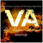 Phunk A Delic vs Skrillex, Kill The Noise, Milo & Otis - Rockin (DJ Vadim Adamov Mash Up) [2015]