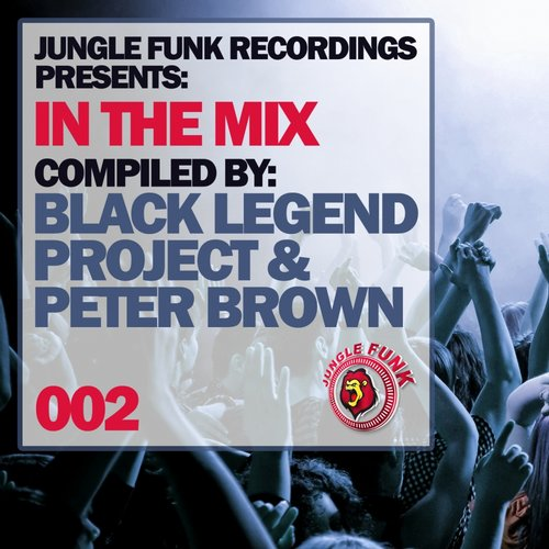 Black Legend Project-Scream (Original Mix); Chris Noble-Dance To The Rhythm; Gary Caos, Absolut Groovers-Miami [2014]