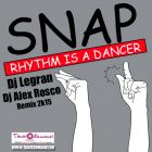 Snap - Rhythm Is A Dancer (Dj Legran & Dj Alex Rosco 2k15 Remix)[2015]