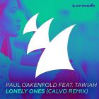 Paul Oakenfold Feat. Tawiah - Lonely Ones (Calvo Remix) [2015]