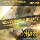 Mozo - Mashup's Vol. #017 [2015]