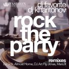 DJ Favorite & DJ Kharitonov - Rock The Party (Worldwide Official Single) [2015]
