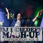 Dj Lebedeff Mash-up Copilation Vol.6