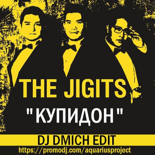 The Jigits vs Alexx Slam & Shik - Купидон (Dmich Edit) [2015]