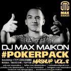 DJ Max Maikon - #Pokerpack Mashup Vol.8 [2015]