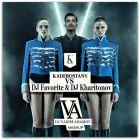 Kadebostany vs DJ Favorite & DJ Kharitonov - Castle In The Snow (DJ Vadim Adamov Mash Up) [2015]
