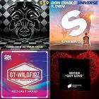 Code3000 - In Your Head; Don Diablo Feat. Emeni - Universe; GT & Wildfire Feat. Freaks In Love - Feels Like It Should (Alex Preston Remix); WICKD - Got Love [2015]