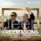 Freemasons feat. Amanda Wilson - Love On My Mind (Heart Saver Remix) [2015]