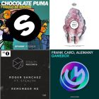 Chocolate Puma - I Could Be Wrong; Feiertag feat. David Dam - Damn You (Mike Mago Remix); Frank Caro & Alemany - Game Box; Roger Sanchez Feat. Stealth - Remember Me [2015]