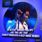 Se Sa Feat. Sharon Phillips - Like This Like That (Vasiliy Francesco & Keep Noise Remix) [2015]