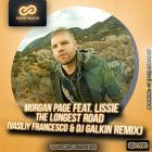 Morgan Page feat. Lissie � The Longest Road (Vasiliy Francesco & DJ Galkin Remix) [2015]
