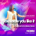 DJ Snake feat. Aluna George - You Know You Like It (DJ Dim Frost & DJ Altuhov) [2015]