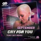 September - Cry For You (Tony Sky Remix) [2015]