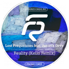 Lost Frequencies feat. Janieck Devy � Reality (Kello Remix; Radio Version) [2015]