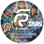 Europe - The Final Countdown (Dj Savin Remix; Dub Mix) [2015]
