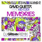 David Guetta feat Kid Cudi - Memories (Dj Grishin Remix) [2015]
