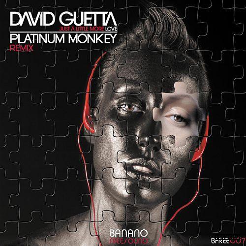 David Guetta - Just A Little More Love (Platinum Monkey Remix) [2015]