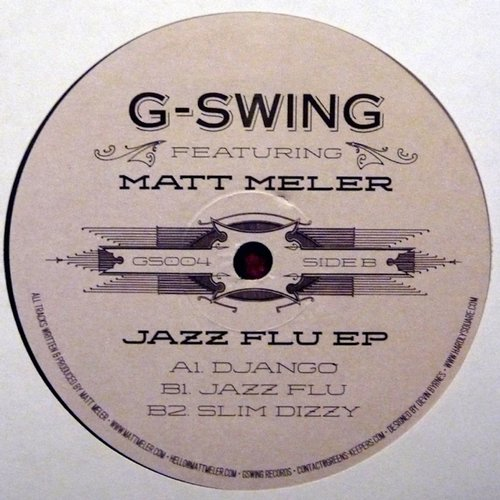 [Swing] Matt Meler - Django (Original Mix) [2015]