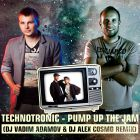 Technotronic - Pump Up The Jam (DJ Vadim Adamov & DJ Alex Cosmo Remix) [2015]
