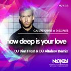 Calvin Harris & Disciples - How Deep Is Your Love (DJ Dim Frost & DJ Altuhov Remix) [2015]