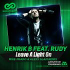 Henrik B feat. Rudy - Leave A Light On (Mike Prado & Alexx Slam Remix) [2015]