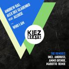 Andrew Rai, Alex Dee Gladenko feat. Alloise - Who I Am (The Remixes) [2015]