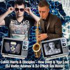 Calvin Harris & Disciples - How Deep Is Your Love (DJ Vadim Adamov & DJ O'Neill Sax Remix) [2015]