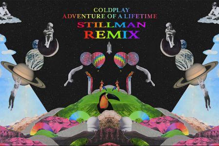 Coldplay - Adventure Of A Lifetime (Dj Stillman Remix) [2015]