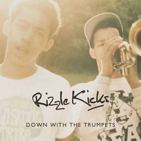Rizzle Kicks - Down With The Trumpets (Sine Step Remix) [2015]