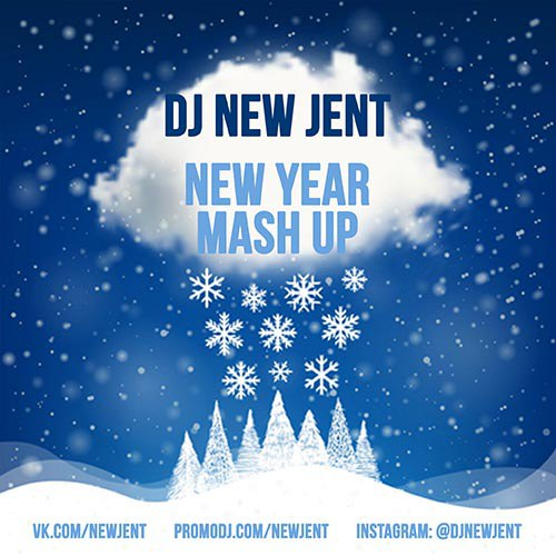 Dj Ozeroff & Dj Sky - Happy Jingle Bells (New Jent Mash Up ) [2015]