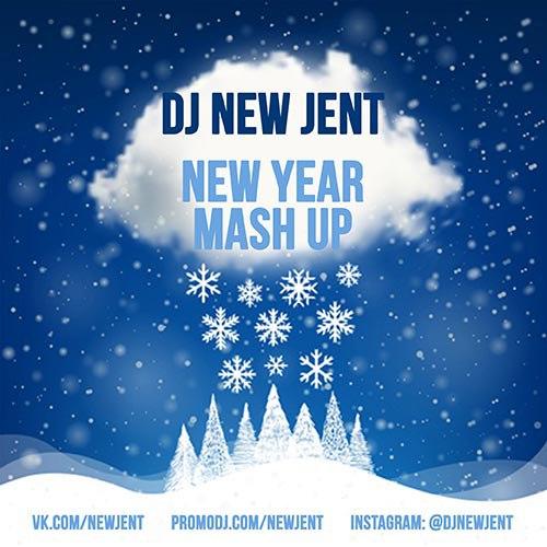 Dj Ozeroff & Dj Sky - Happy Jingle Bells (New Jent Mash Up ) [2015]
