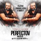 Filatov vs Emanuel Kosh & Timofey - ����� � Lily Was Here (Perfectov Mash Up) [2016]