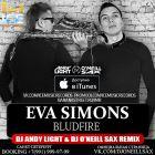 Eva Simons - Bludfire (Dj Andy Light & Dj O'Neill Sax Remix) [2016]